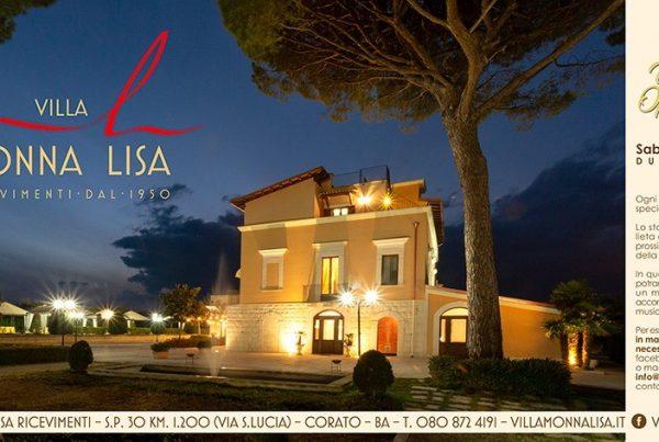 Wedding Open Days 2020 - Villa Monna Lisa Corato